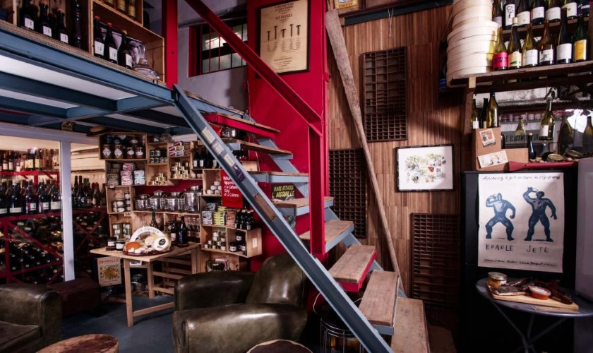 La Cabane is Hong Kong's first wine cellar